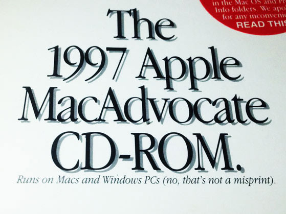 MacAdvocate: Runs on Macs and Windows PCs (no, that's not a misprint)